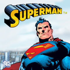 Play Superman Slots game Amaya