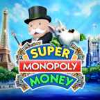 Super Monopoly Money Slots game WMS