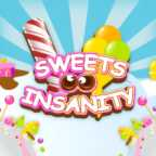 Play Sweet Insanity Slots game Green Valley