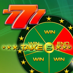 Play Take 5 Slots game Merkur
