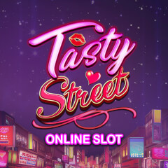 Play Tasty Street Slots game Microgaming