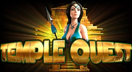 Temple Quest Spinfinity Slots game Big Time Gaming