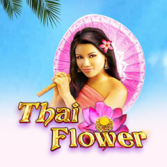 Play Thai Flower Slots game Barcrest