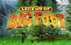 The Legend of Big Foot Slots game Barcrest