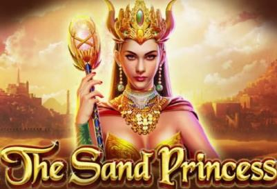 The Sand Princess Slots game 2by2 Gaming