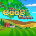 Play The Bees Buzz Slots game Green Valley