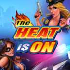 Play The Heat Is On Slots game Microgaming
