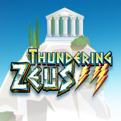 Play Thundering Zeus Slots game Amaya