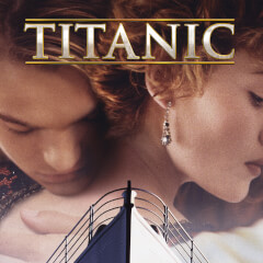 Titanic Slots game Bally
