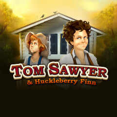 Tom Sawyer Slots game Merkur