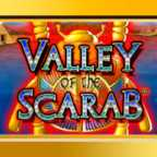 Play Valley of the Scarab I Slots game Amaya