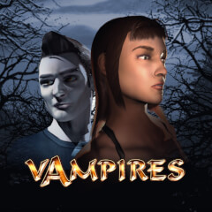 Play Vampires Slots game Merkur