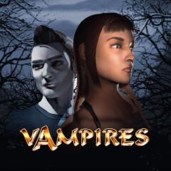 Vampires Slots game Merkur