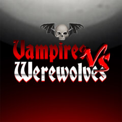 Vampires vs Werewolves free Slots game