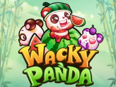 Wacky Panda Slots game Microgaming