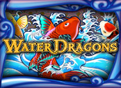 Play Water Dragons Slots game IGT