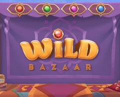 Play Wild Bazaar Slots game NetEnt