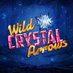 Wild Crystal Arrows Slots game Green Valley