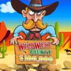 Wild West Bounty free Slots game