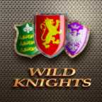 Play Wild Knights Slots game Barcrest