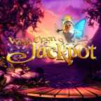 Wish Upon A Jackpot Slots game Merkur