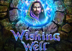 Play Wishing Well Slots game GameArt