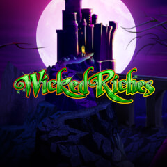 Wizard of Oz Wicked Riches Slots game WMS