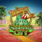 Wizard of Oz Road to Emerald City Slots game WMS