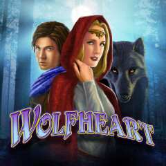 Play Wolfheart Slots game Microgaming