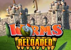 Play Worms Reloaded Slots game Merkur