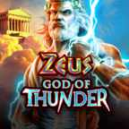 Zeus God of Thunder Slots game WMS