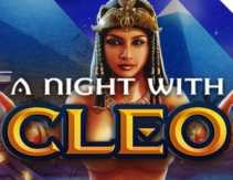A Night With Cleo Slots game Proprietary Games