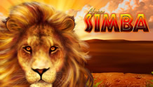 African Simba Slots game Novomatic