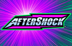Aftershock Slots game WMS