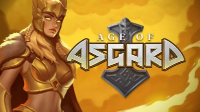 Play Age of Asgard Slots game Yggdrasil