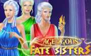 Play Age of the Gods Fate Sisters Slots game Playtech