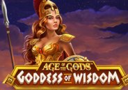 Play Age of the Gods Goddess of Wisdom Slots game Playtech