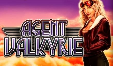Agent Valkyrie Slots game 2by2 Gaming