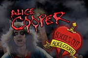 Play Alice Cooper Slots game Leander