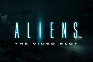 Play Aliens Slots game Aliens free online video slot - Net Entertainment