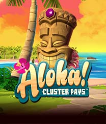 Aloha Cluster Pays free Slots game