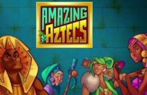 Play Amazing Aztecs Slots game Microgaming