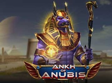 Play Ankh of Anubis Slots game Play n Go