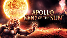 Play Apollo God of the Sun Slots game Novomatic