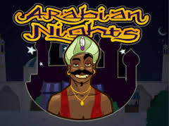 Play Arabian Nights Slots game NetEnt