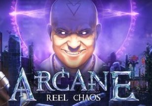 Play Arcane Reel Chaos Slots game NetEnt