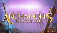 Play Archangels Salvation Slots game NetEnt