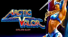 Play Artic Valor Slots game Crazy Tooth Studios