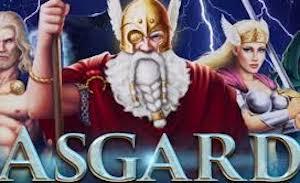 Asgard Slots game PragmaticPlay