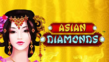 Play Asian Diamonds Slots game Novomatic